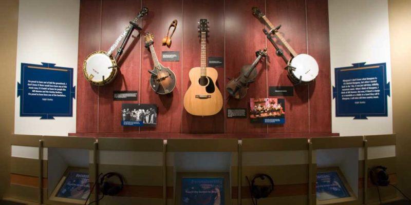 ralph stanley music center