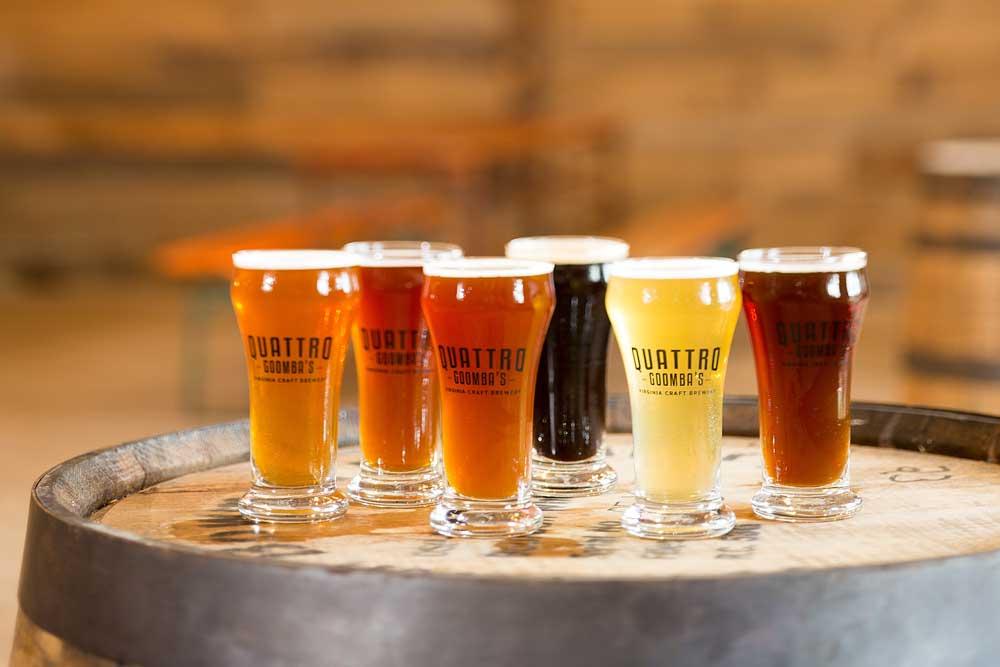 quattro goomba brewery