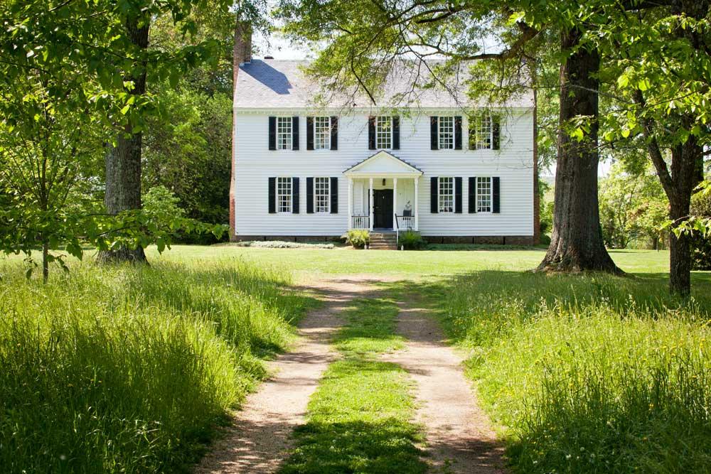 tuckahoe plantation