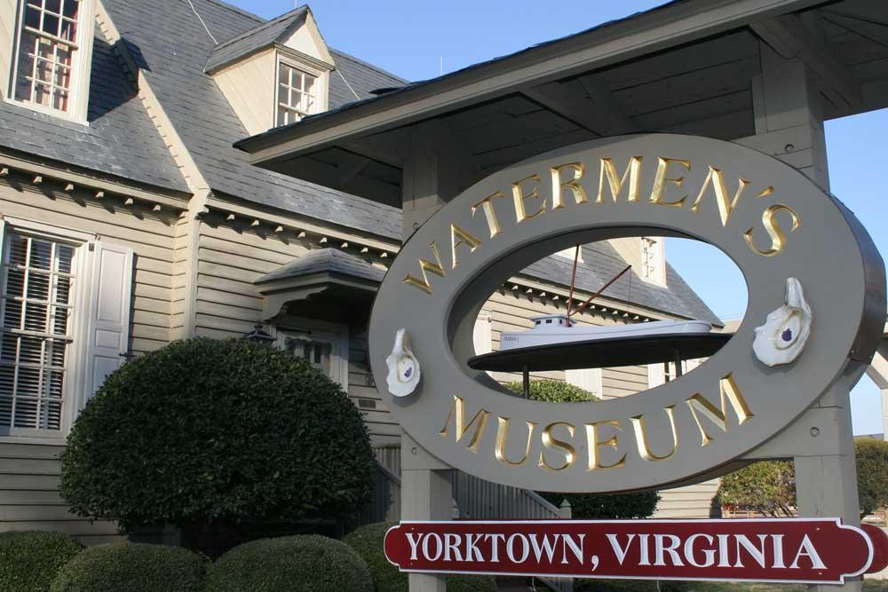 yorktown watermens museum