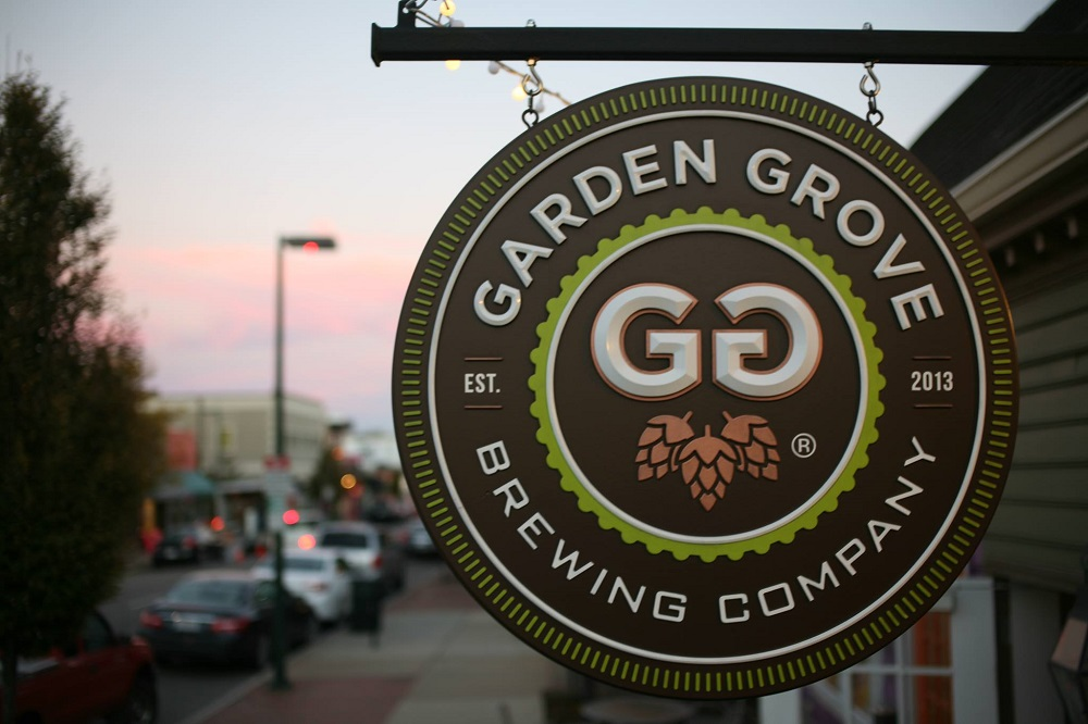 garden grove brewing company richmond