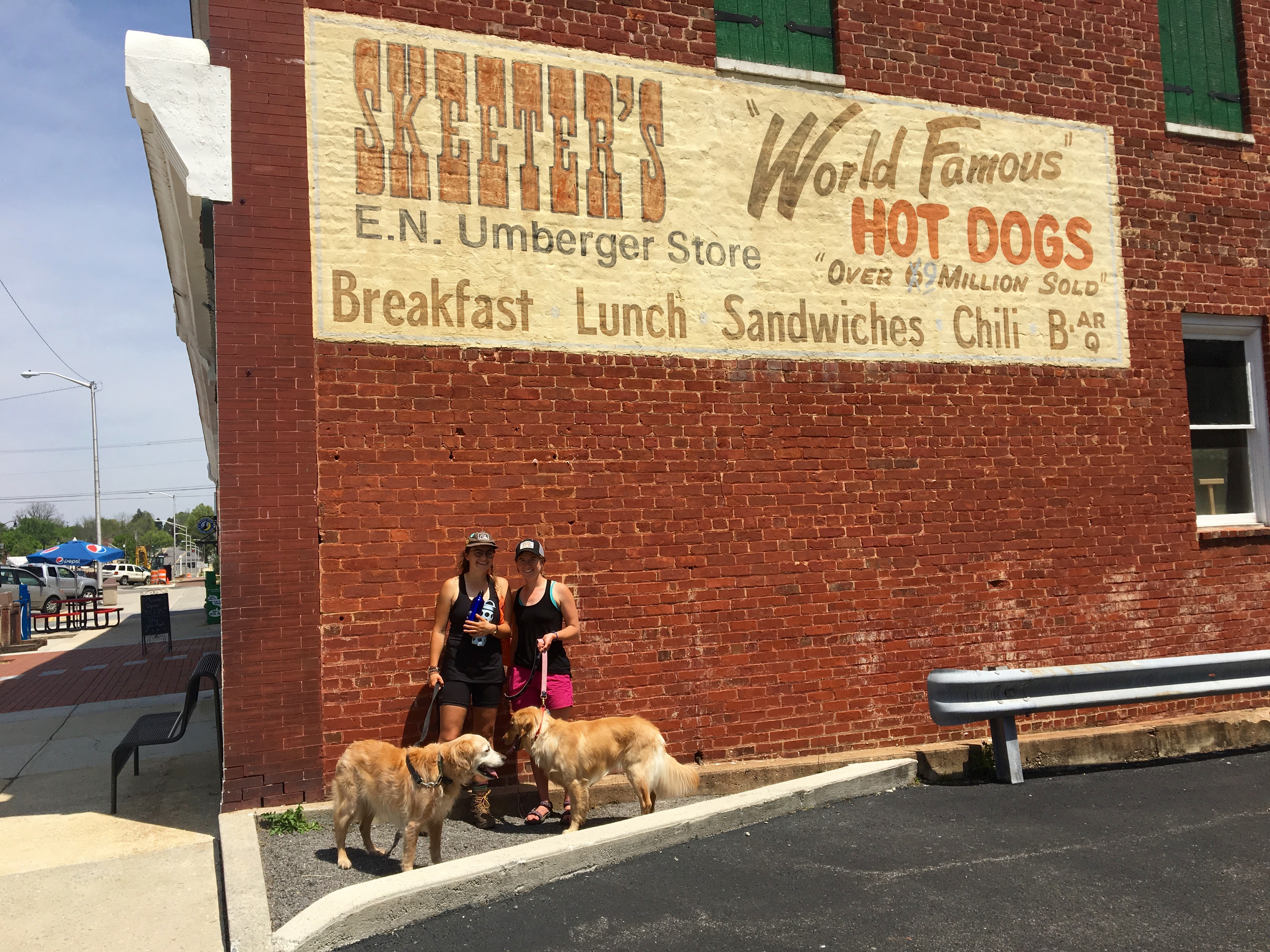 Skeeter Dogs in Wytheville