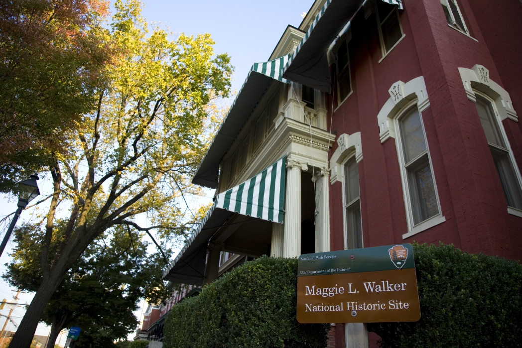 The Maggie L. Walker National Historic Site