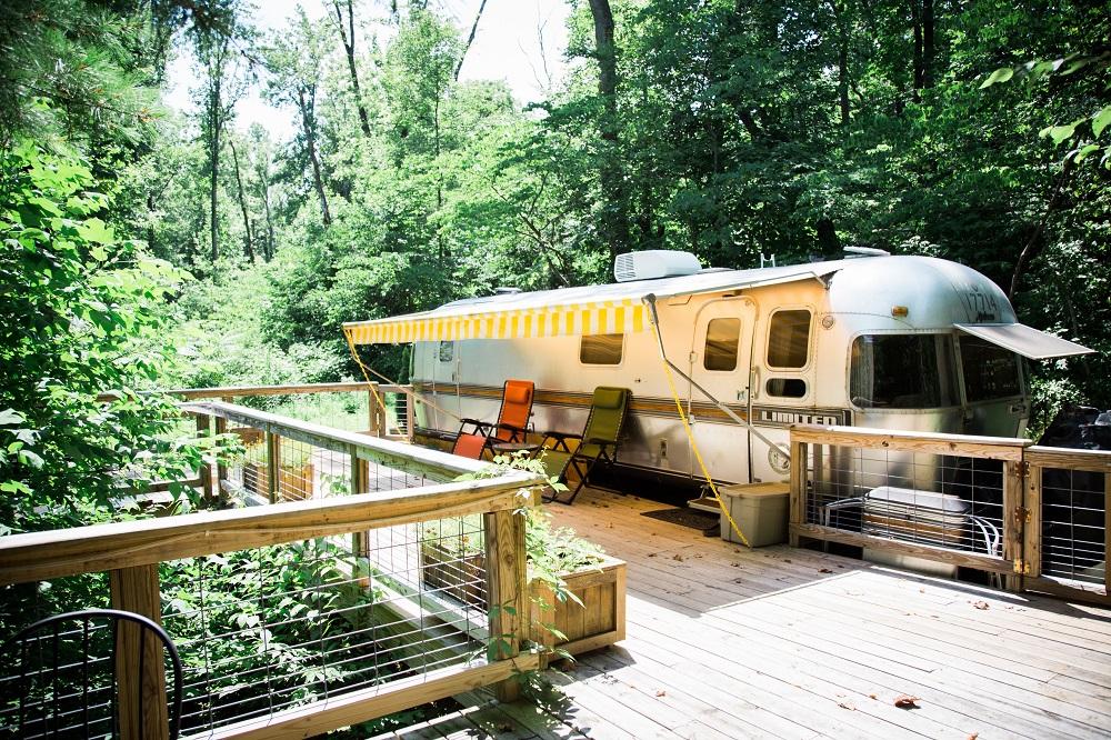 cair paravel airstream camper trailer
