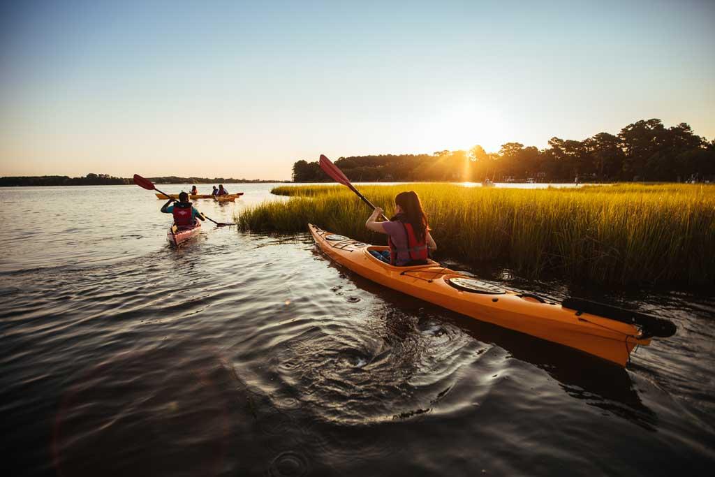 SouthEast Expeditions Kayak Tour