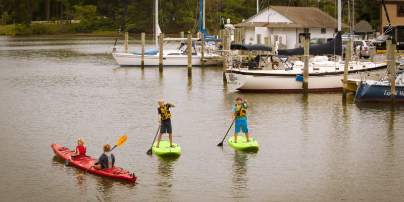 VA'S EASTERN SHORE FOR BUDGET-MINDED TRAVELERS