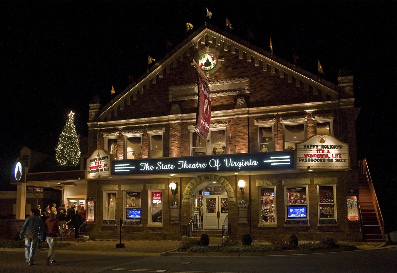 barter theatre christmas