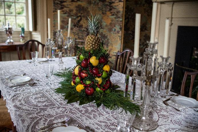 colonial christmas jamestown