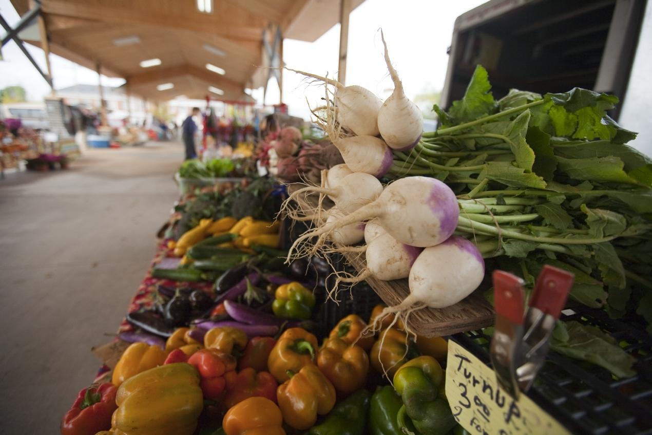 Harrisonburg Downtown Farmers Market