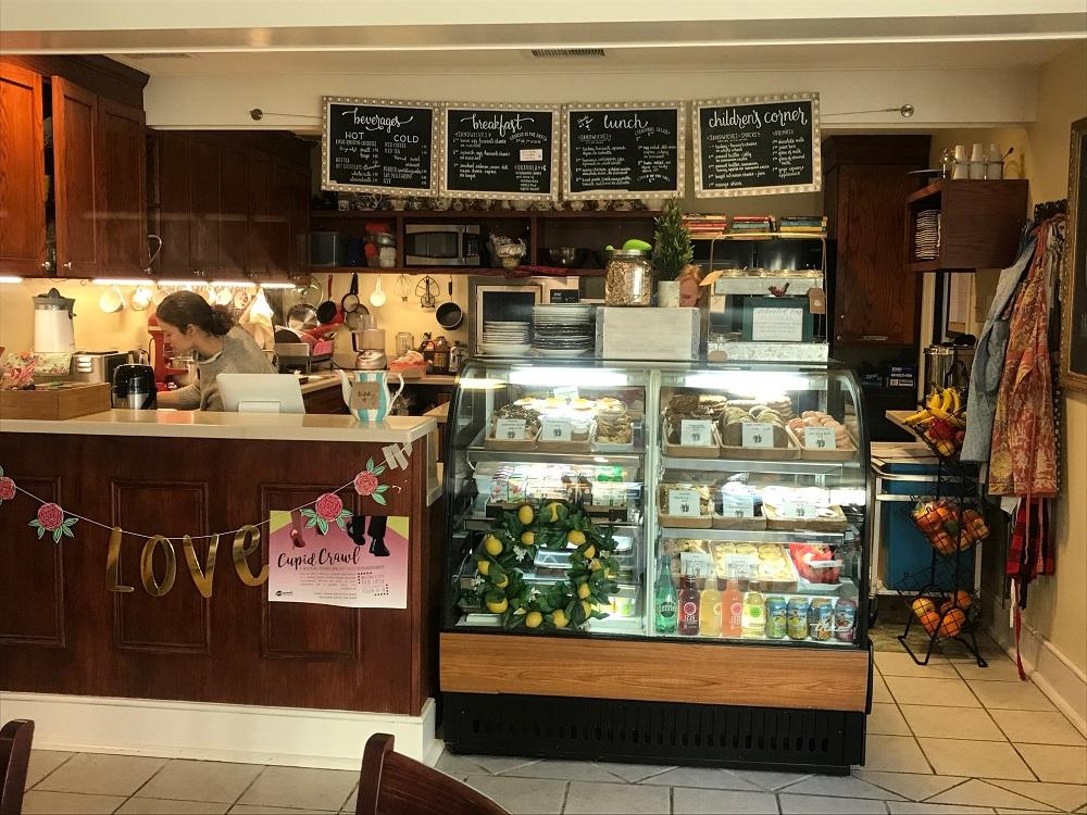 heritage bakery and cafe harrisonburg