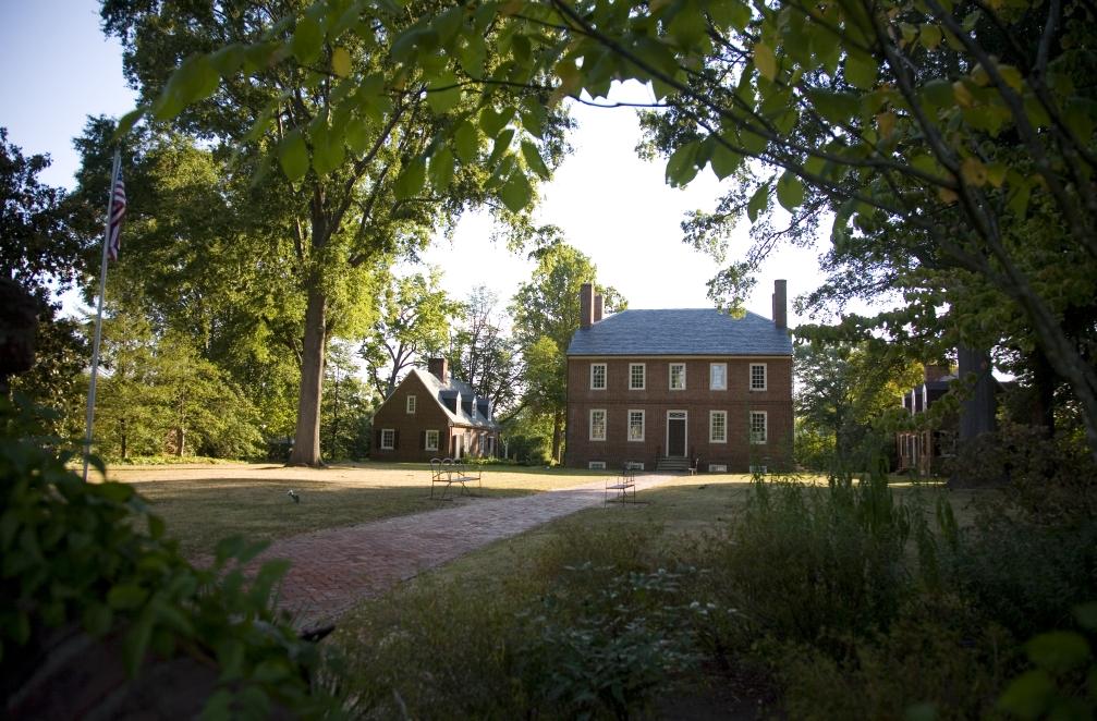Historic Kenmore Plantation & Gardens
