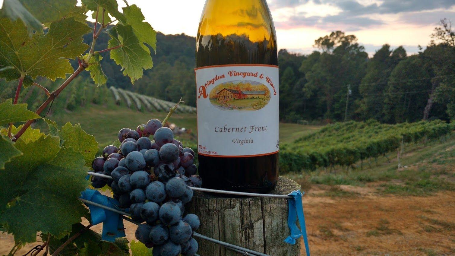abingdon vineyard and winery
