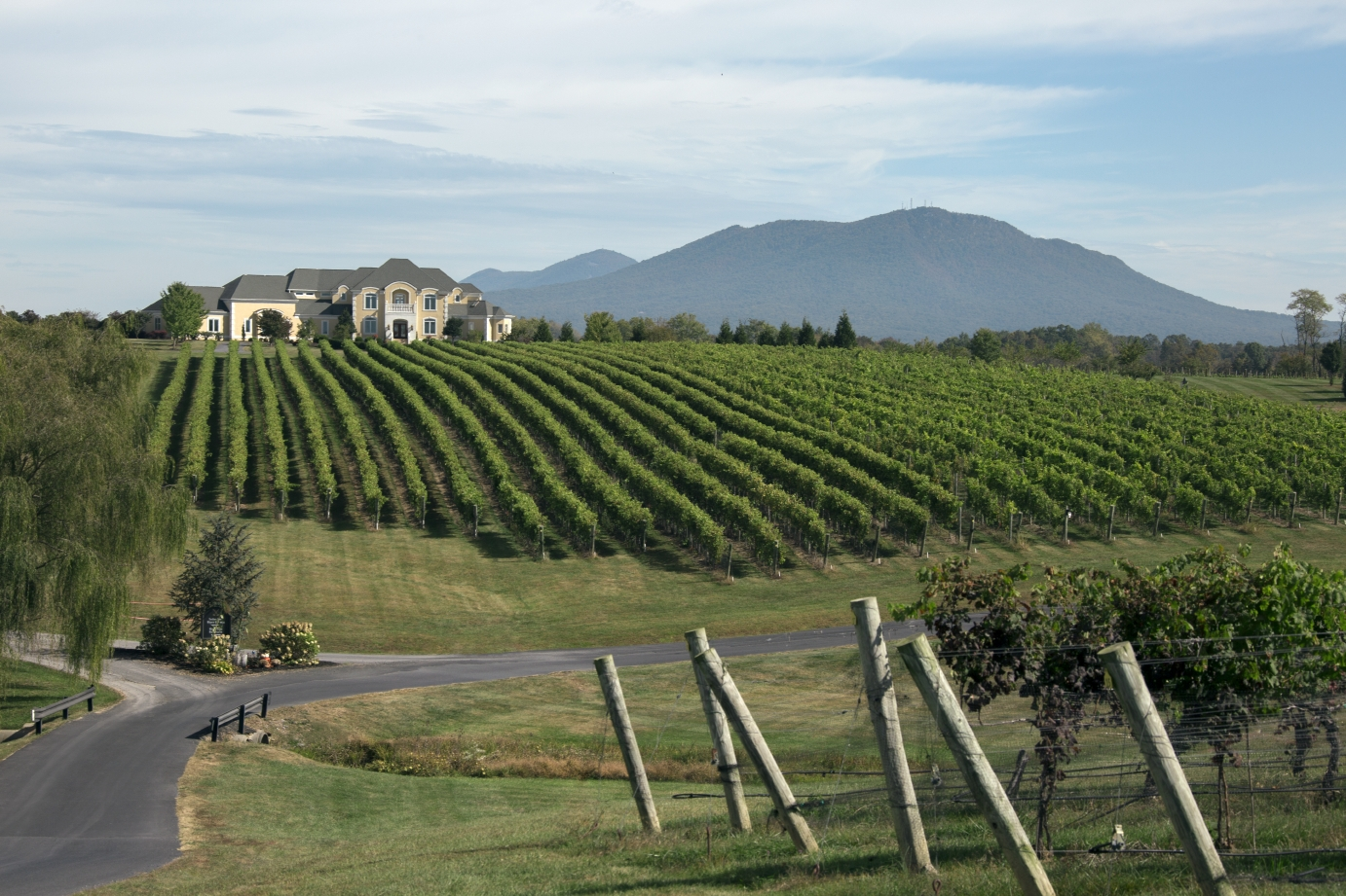 CrossKeys Vineyards & Estate
