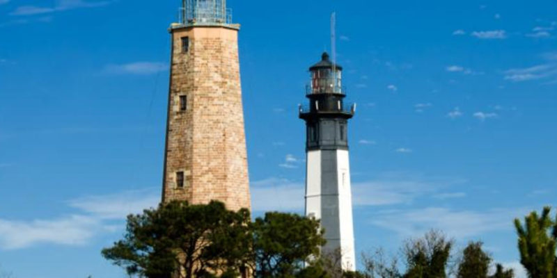 America's First Lighthouse