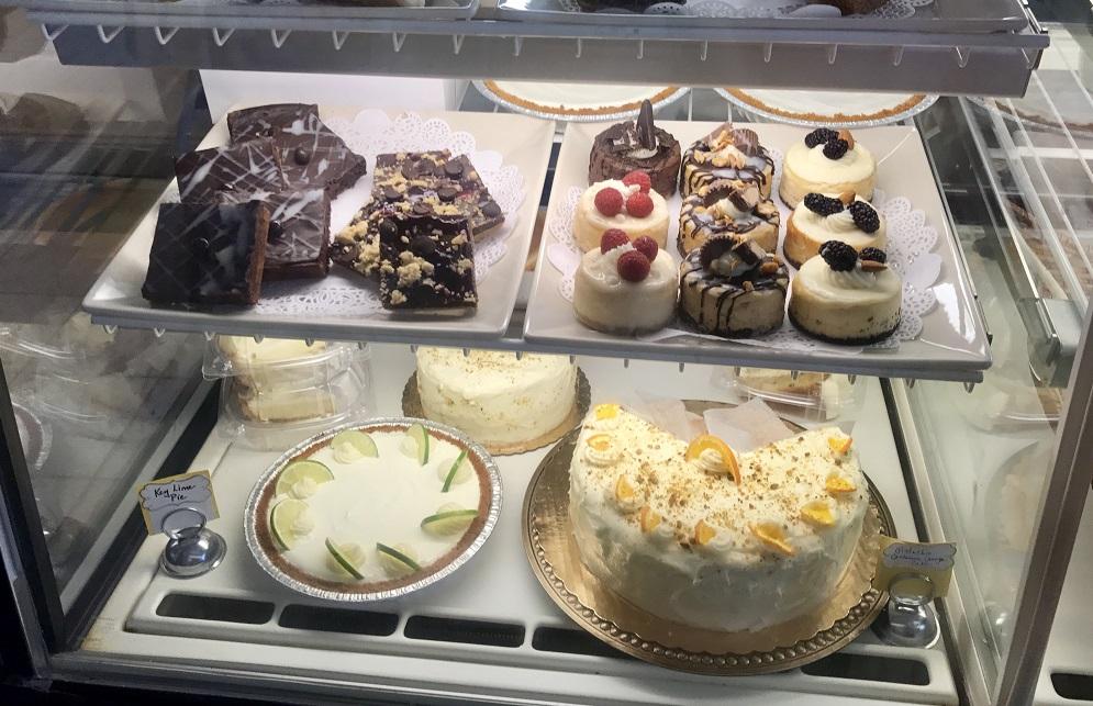 sweet bliss bakery nelson county