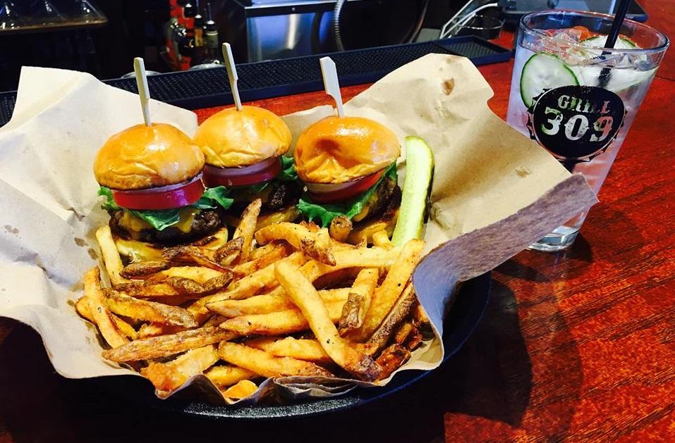 grill 309 culpeper burgers