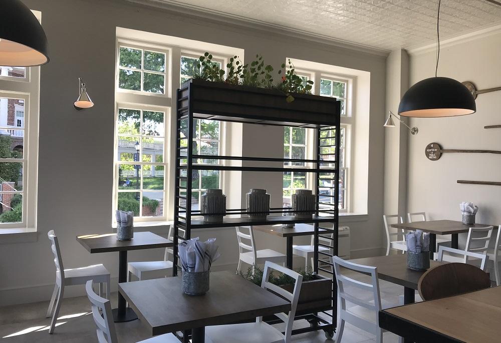 effingham's restaurant weyanoke hotel farmville