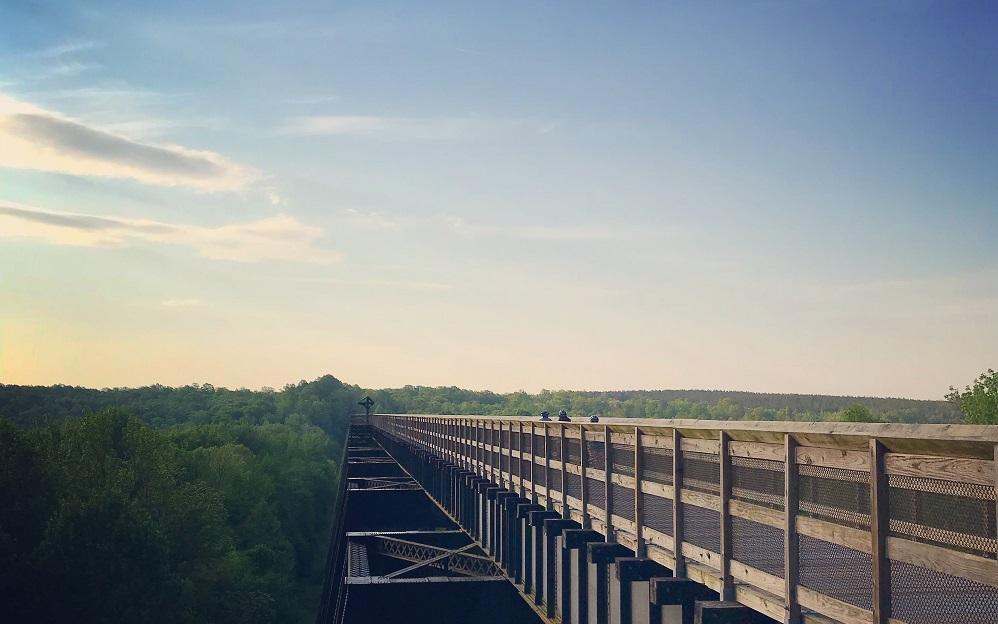 high bridge trail state park farmville