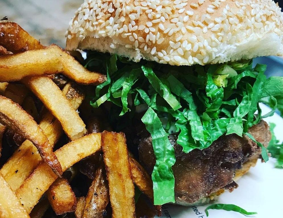 the shack burger