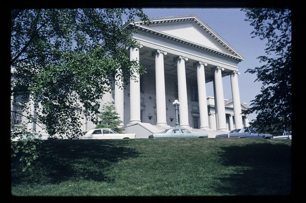 the capitol richmond vintage