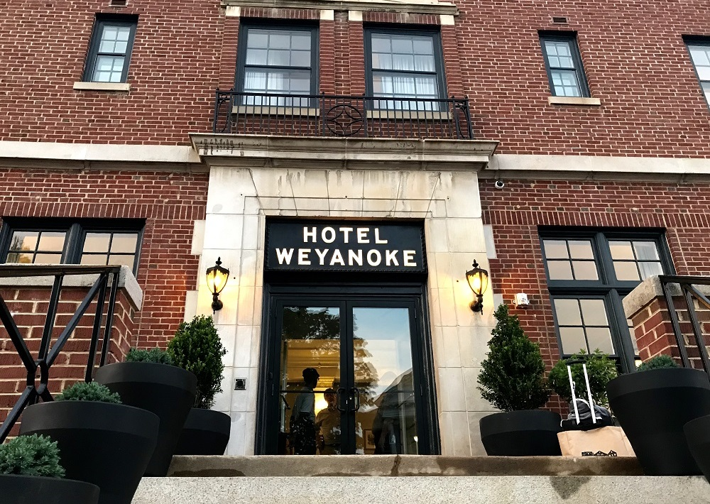 weyanoke hotel farmville