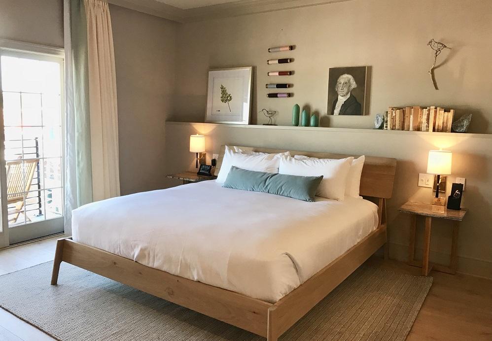 weyanoke hotel room farmville
