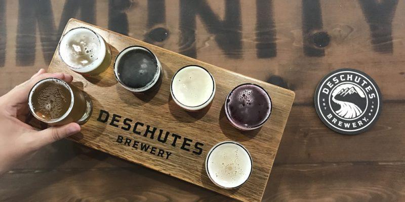deschutes brewery tasting room roanoke
