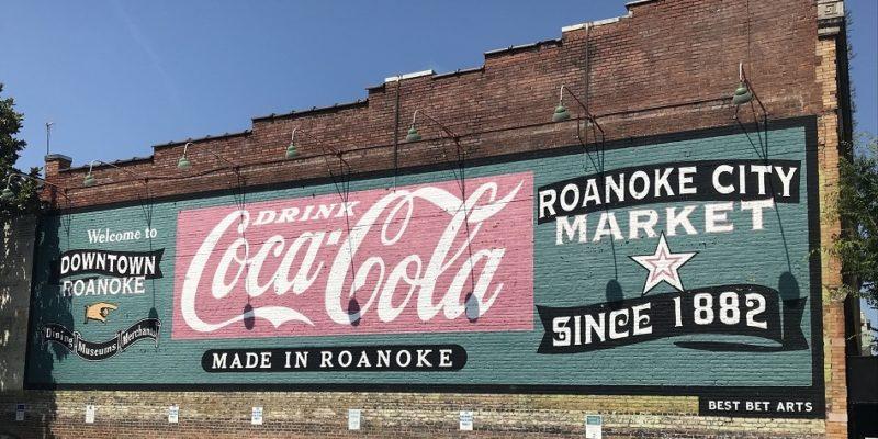 roanoke mural crush friday