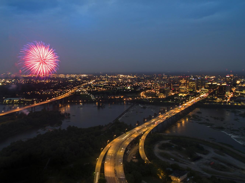 Richmond Fireworks