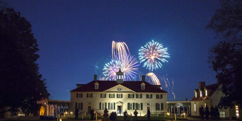 Mount Vernon Fireworks