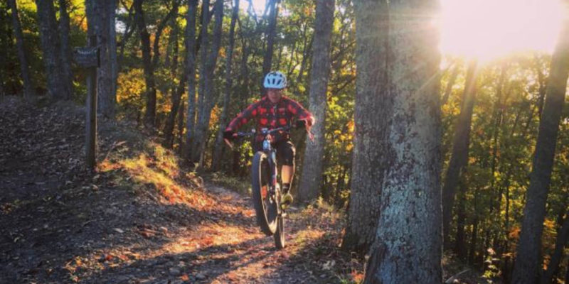 8 Spots for Mountain Biking & Beer in Virginia's Blue Ridge