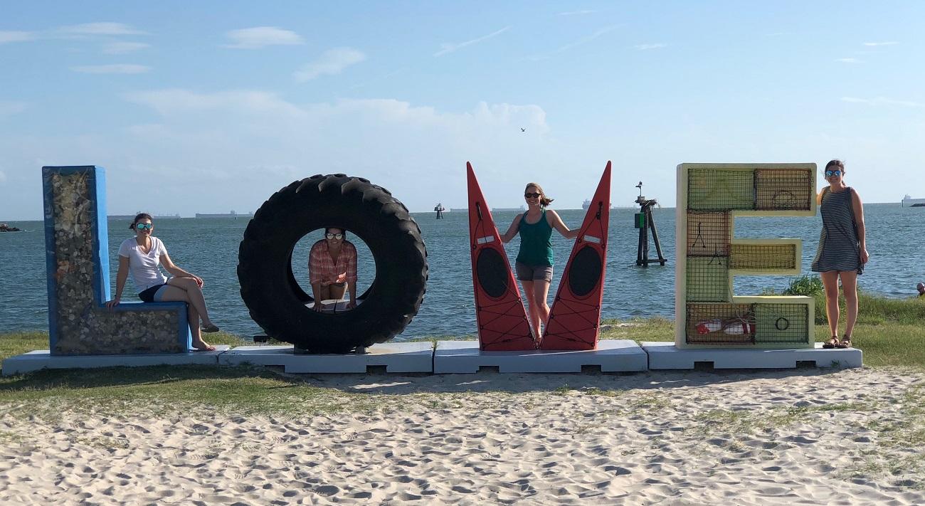 cape charles beach lovework