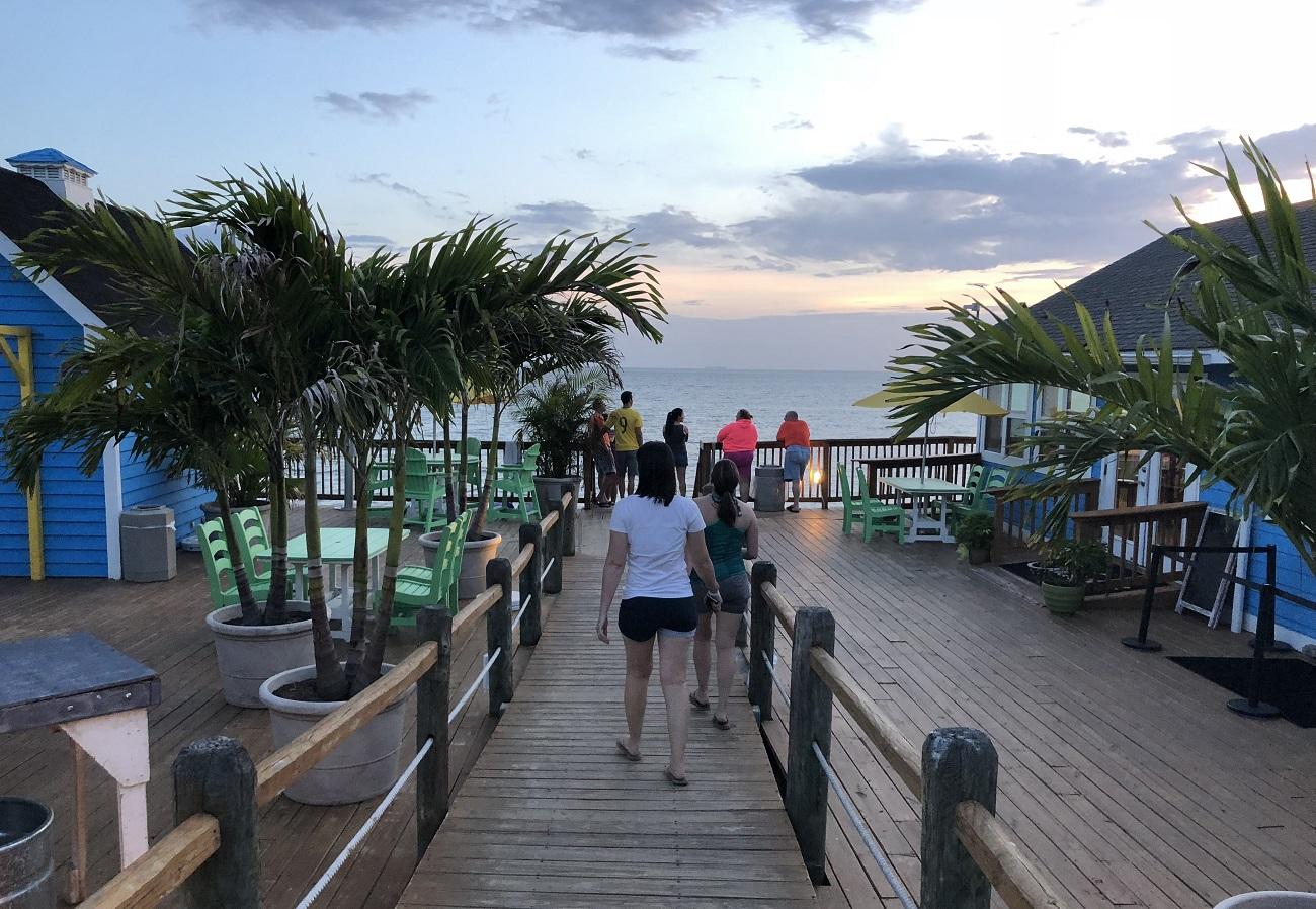 sunset jacks spot at sunset beach resort cape charles