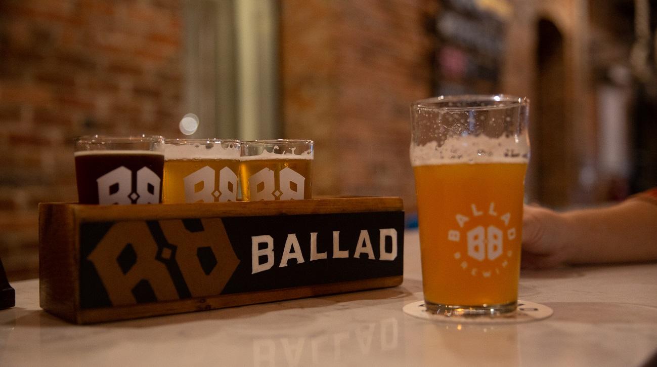 ballad brewing danville southern virginia brewery