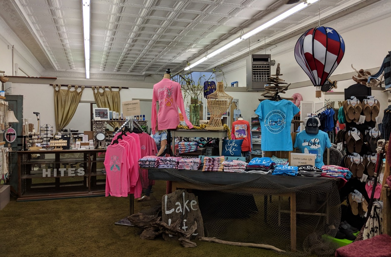 hite's clothing store clarksville