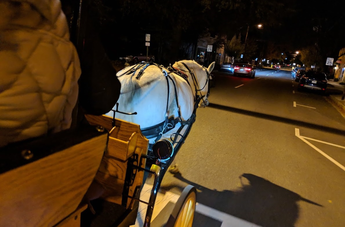 old towne carriage tour witches, murder, and mayhem tour fredericksburg
