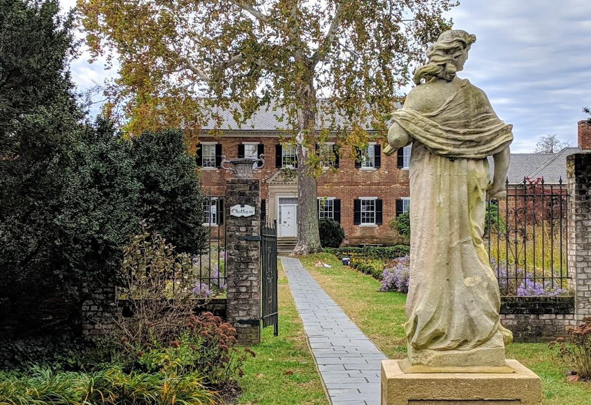 chatham manor fredericksburg