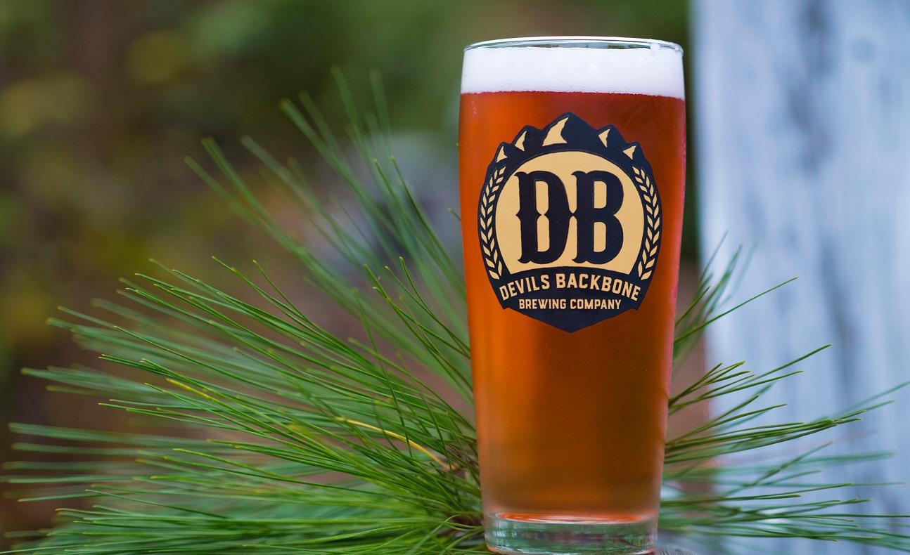 devils backbone brewing company cran gose holiday beer