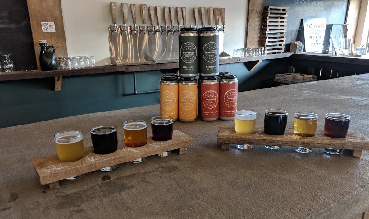 highmark brewery fredericksburg craft beer