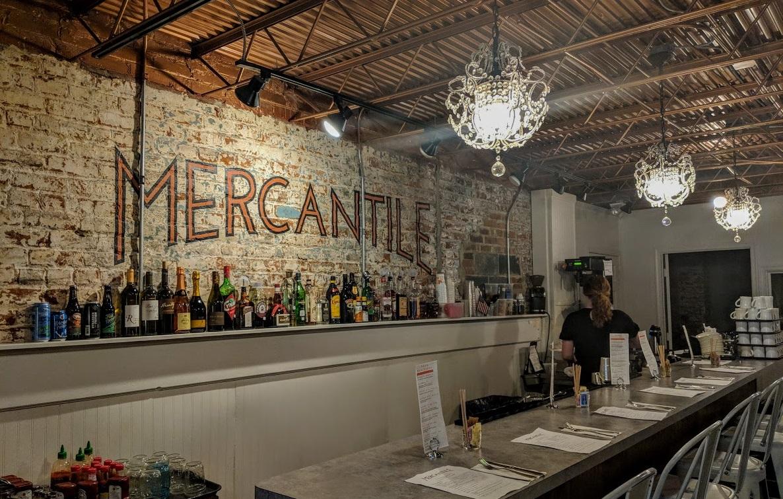 mercantile restaurant downtown fredericksburg