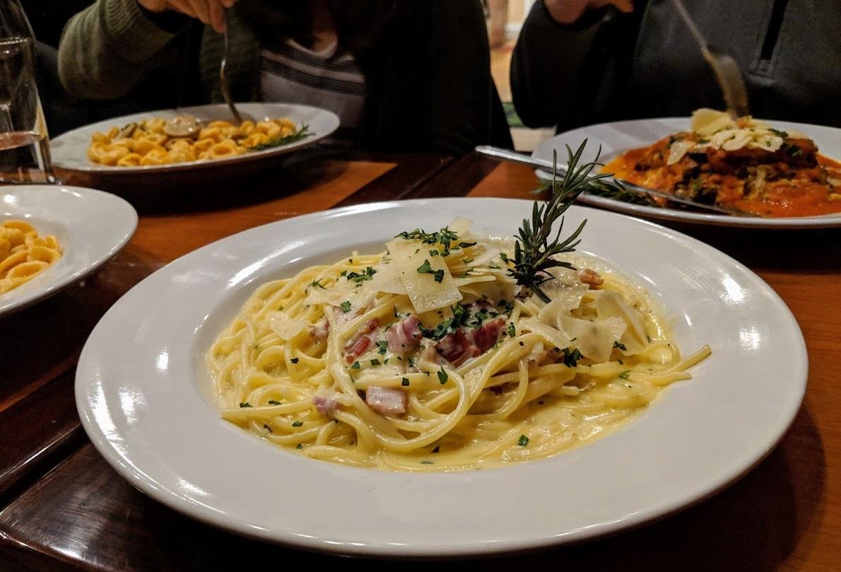 orofino italian restaurant fredericksburg