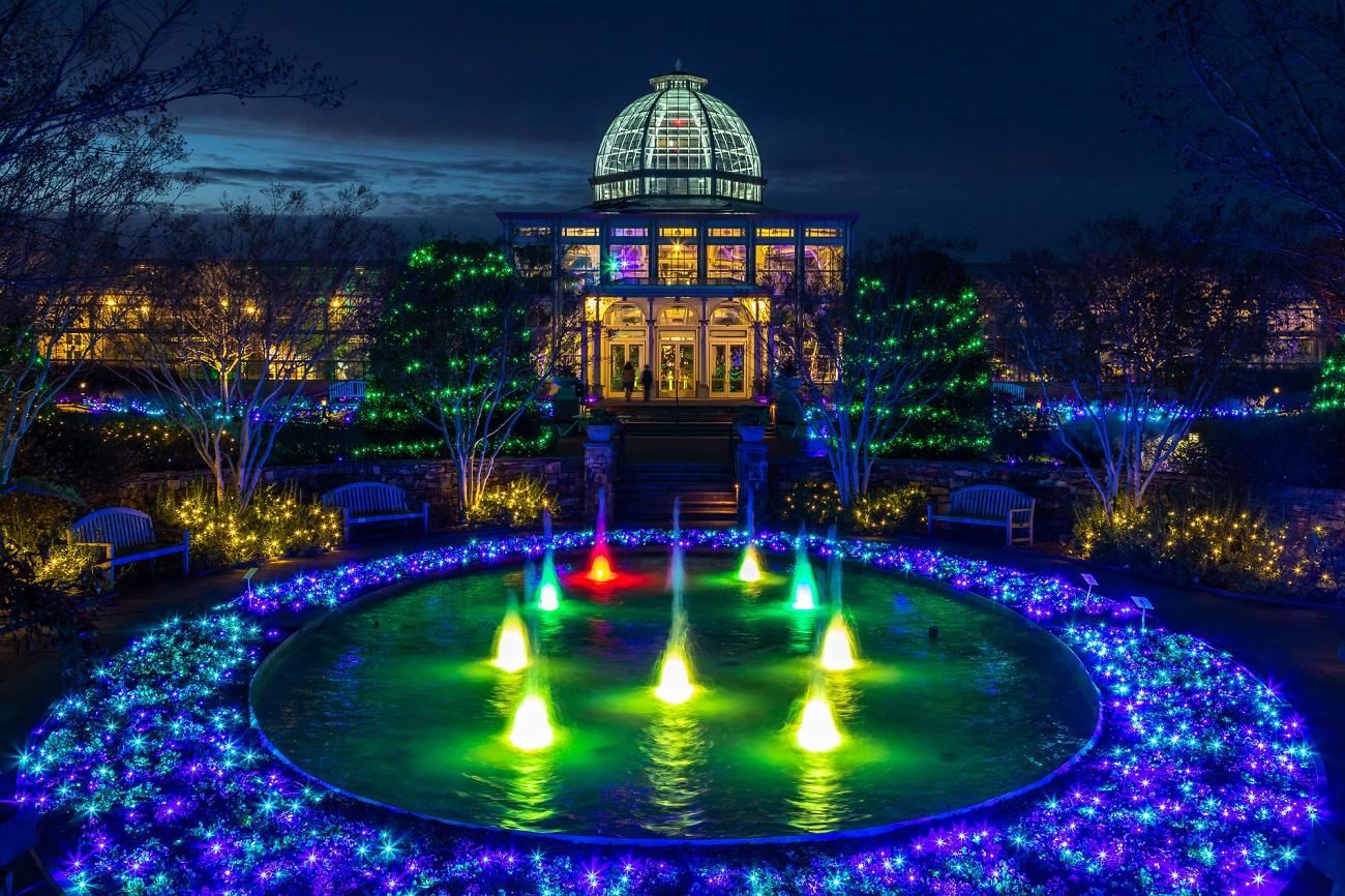 Gardenfest at Lewis Ginter Botanical Garden