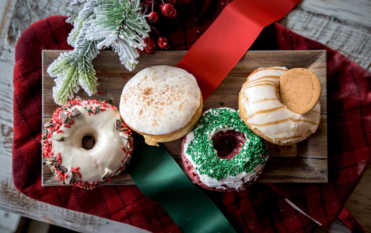 sugar shack holiday donuts