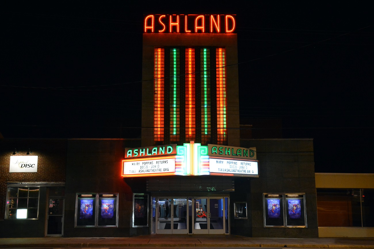 Ashland theatre photo credit Diane Stoakley