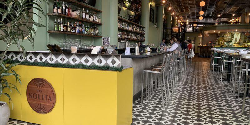 bar solita restaurant richmond