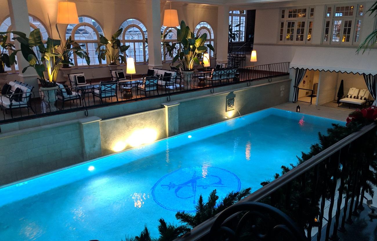 cavalier hotel swimming pool