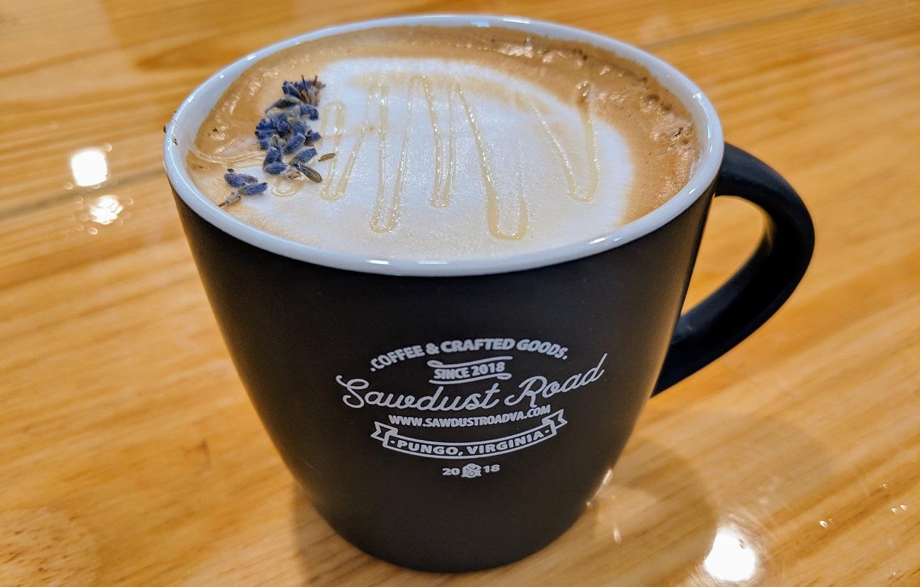 sawdust road coffee shop