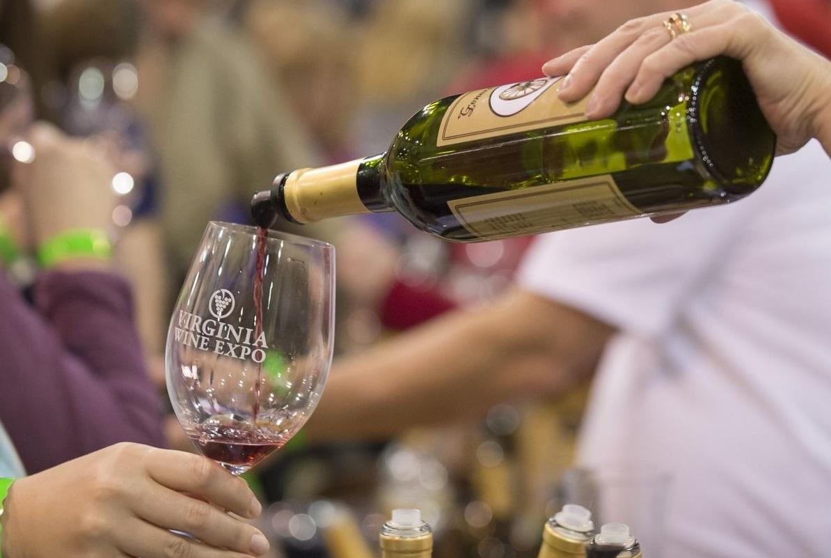 virginia wine expo event richmond