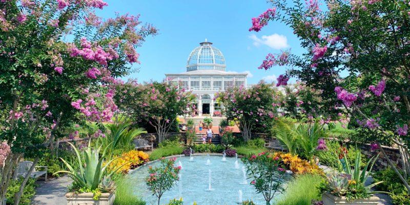 Lewis Ginter Botanical Garden
