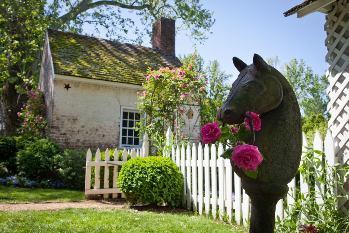 Tuckahoe Plantation: Garden Week